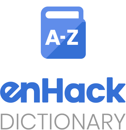 enHack  Dictionary